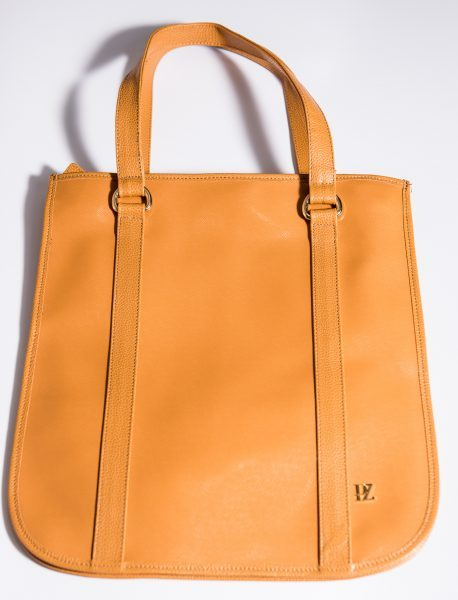 Ladies PZ Leather Tote